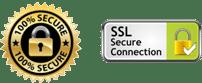 Diseñador web garantizado seguridad
